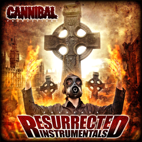 "CANNIBAL ""RESURRECTED INSTRUMENTALS"" (CD)"