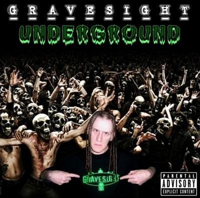 "GRAVESIGHT ""UNDERGROUND"" (CD)"