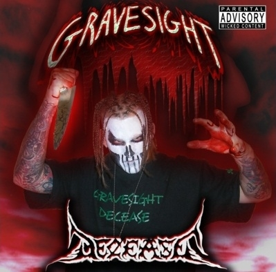 "GRAVESIGHT ""DECEASE"" (CD)"