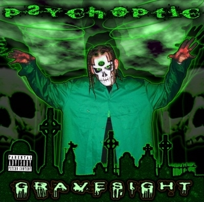 "GRAVESIGHT ""PSYCHOPTIC"" (CD)"