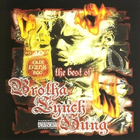 "BROTHA LYNCH HUNG ""THE BEST OF"" (USED CD)"