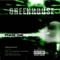 "VARIOUS ""THE GREENHOUSE EFFECT: PHASE ONE"" (CD)"