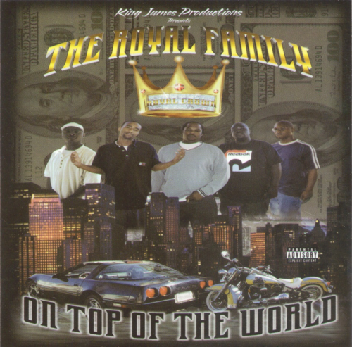 "THE ROYAL FAMILY ""ON TOP OF THE WORLD"" (CD)"