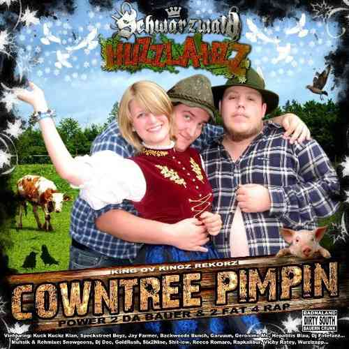 "SCHWARZWALD HUZZLAHZZ ""COWNTREE PIMPIN"" (NEW CD)"