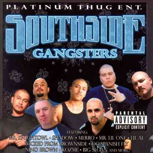 "SOUTHSIDE GANGSTERS ""SOUTHSIDE GANGSTERS VOL 1"" (USED CD)"