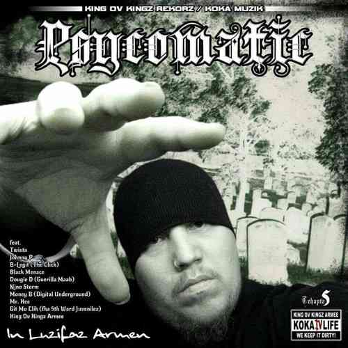 "PSYCOMATIC ""IN LUZIFAZ ARMEN"" (NEW CD)"