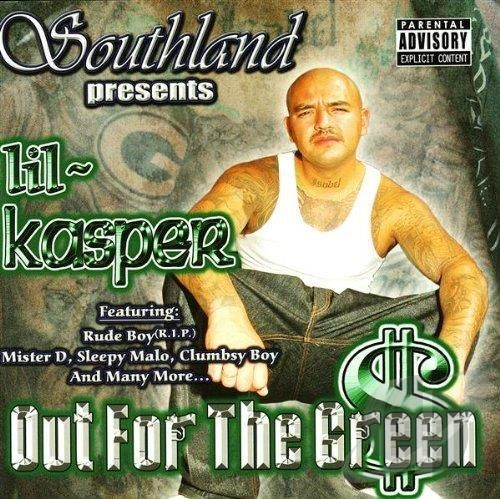 "LIL KASPER ""OUT FOR THE GREEN"" (USED CD)"