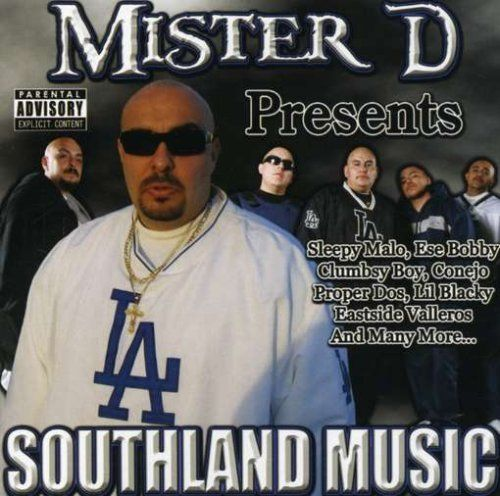 "MISTER D PRESENTS ""SOUTHLAND MUSIC"" (USED CD)"