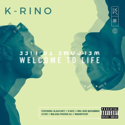 "K-RINO ""WELCOME TO LIFE"" (NEW CD)"