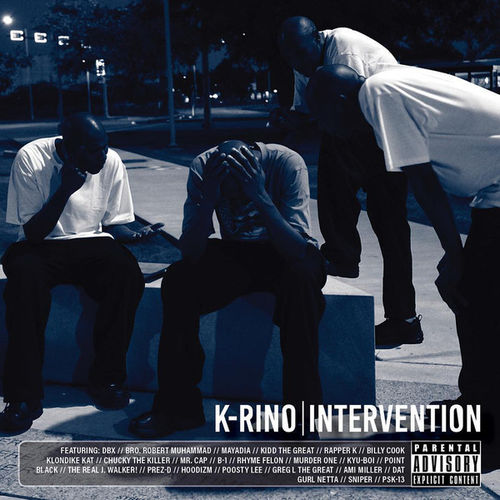 "K-RINO ""INTERVENTION"" (NEW CD)"
