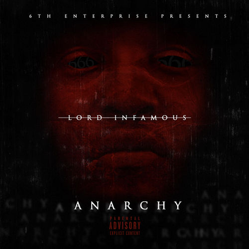"LORD INFAMOUS ""ANARCHY"" (NEW CD)"