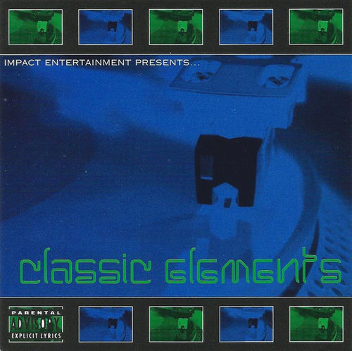 "IMPACT ENTERTAINMENT ""CLASSIC ELEMENTS"" (USED CD)"