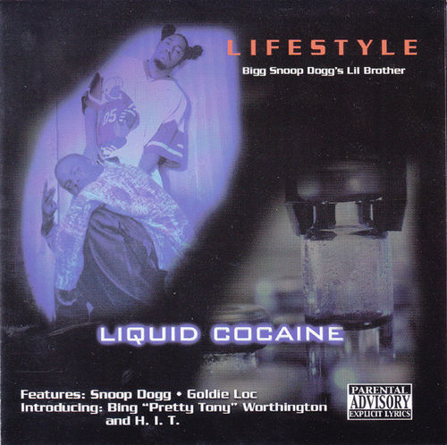 "LIFESTYLE ""LIQUID COCAINE"" (USED CD)"