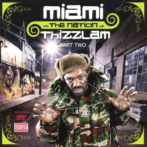 "MIAMI & THE NATION OF THIZZLAM ""PART TWO"" (USED CD+DVD)"