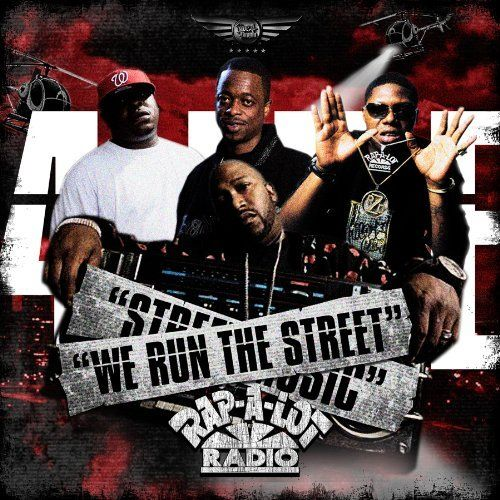 "RAP-A-LOT RADIO ""STREET APPROVED"" (USED CD)"