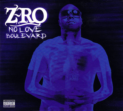 "Z-RO ""NO LOVE BOULEVARD"" (NEW CD)"