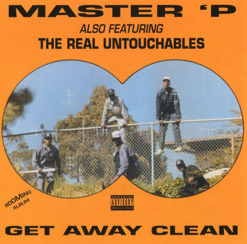 "MASTER P ""GET AWAY CLEAN"" (NEW CD)"