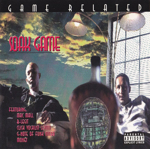 "GAME RELATED ""SOAK GAME"" (NEW CD)"