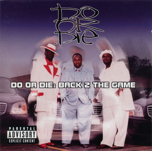 "DO OR DIE ""BACK 2 THE GAME"" (USED CD)"