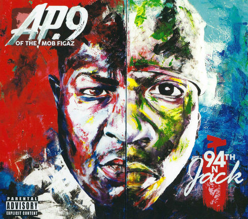 "AP.9 (OF THE MOB FIGAZ) ""94TH N JACK"" (NEW CD)"