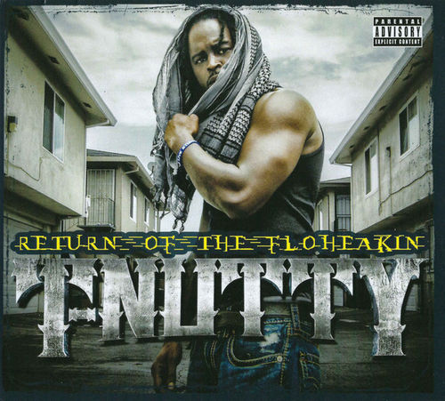 "T-NUTTY ""RETURN OF THE FLOHEAKIN"" (NEW CD)"