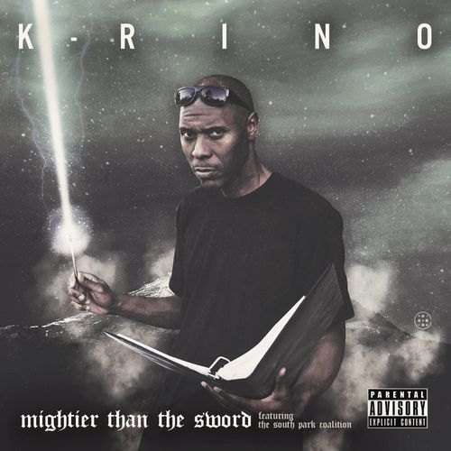 "K-RINO ""MIGHTIER THAN THE SWORD"" (NEW CD)"