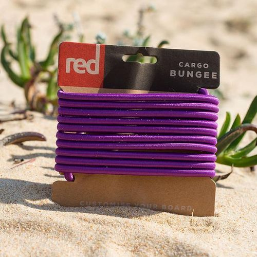 Red Original 4 Punkte Bungee - purple