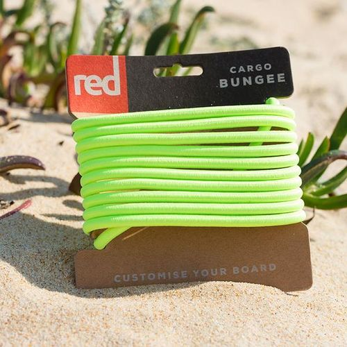 Red Original 4 Punkte Bungee - neon green