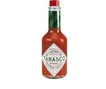 Tabasco Pfeffersauce 57ml