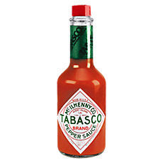 Tabasco Pfeffersauce red 350ml