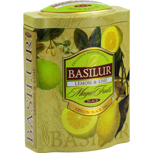 BASILUR Lemon & Lime 100g
