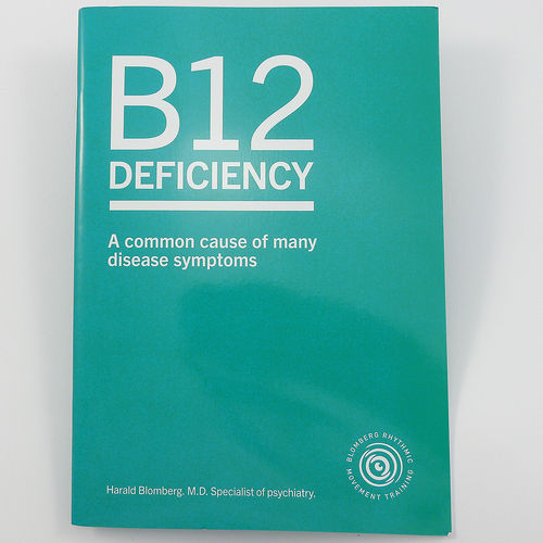 B12 Deficiency Booklet in englisch