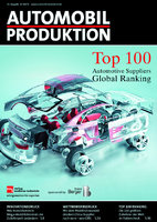 Top 100 Automotive Suppliers 2018