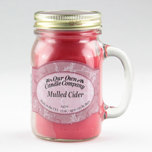 Mulled Cider Large Mason Jar