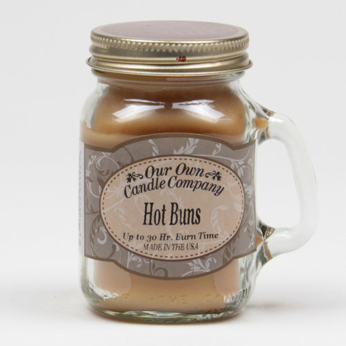 Hot Buns Cinnamon Mini Mason
