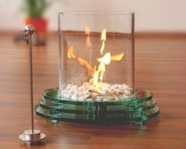 Glasfeuer SiGer Decor oval