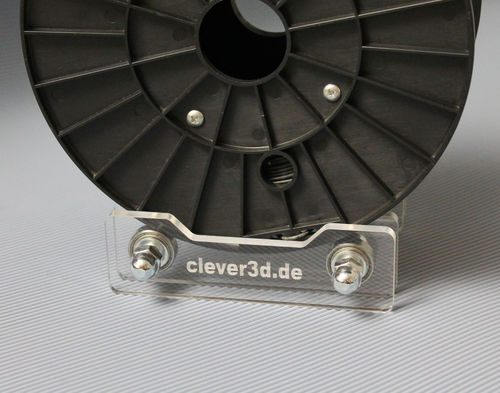 Personalisierter Filament Abroller
