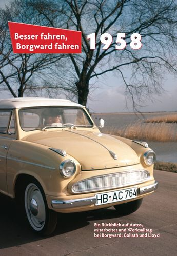 Borgward-Chronik 1958