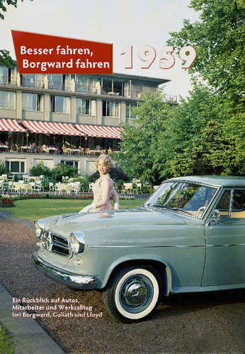 Borgward-Chronik 1959