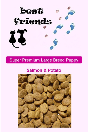 Super Premium Large Breed Puppy