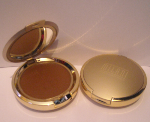 Milani- Pressed Powder 10g, 06 MAHOGANY