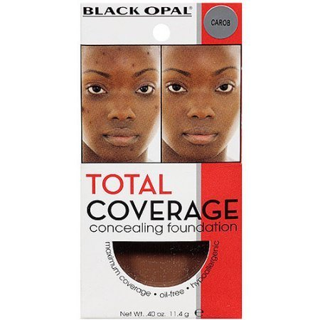 Black Opal- Concealing Foundation 11.4g- CAROB