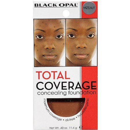 Black Opal- Concealing Foundation 11.4g, HAZELNUT