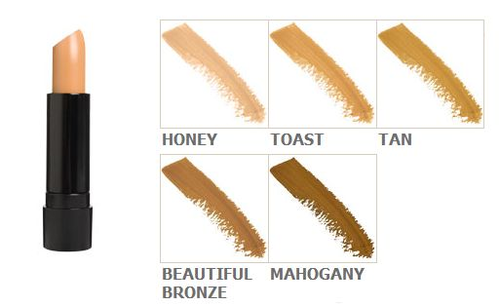 Black Opal- Flawless Concealer, TAN