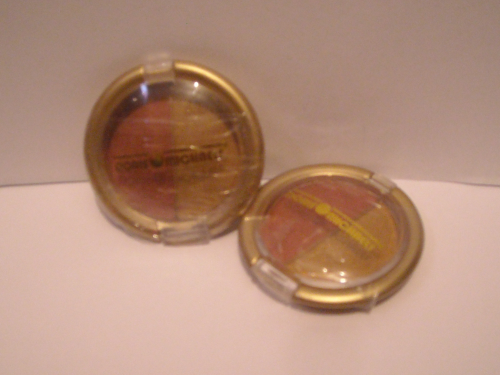 Doris Michaels- Duo Eye Shadow Compact, ES04