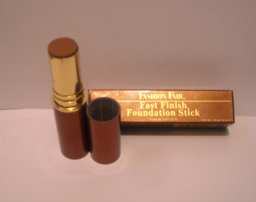 Fashion Fair- Fast Finish Foundation Stick, MOCHA