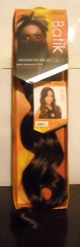 "Outre- Batik Diva Curl Synthetic wvg, 18"", Colour 4"