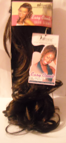 Aftress- Human Hair PonyTail, Colour 4