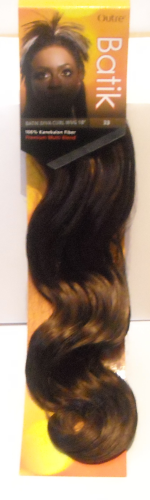 "Outre- Batik Diva Curl Synthetic wvg, 18"", Colour 33"