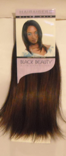 "Hairaisers- 100% Human Hair Weave, 10""- P12/33"